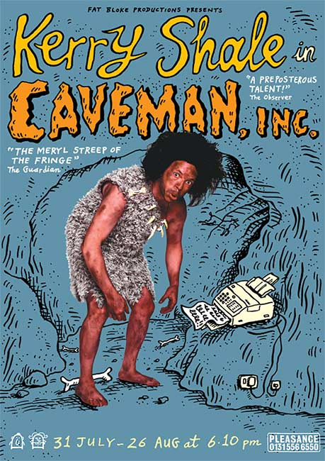 Kerry Shale - CAVEMAN, INC.