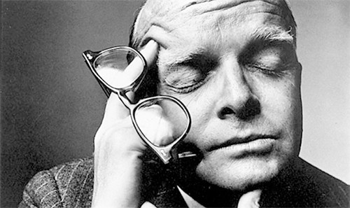Kerry Shale - Truman Capote in Death and Taxis (BBC Radio 4)