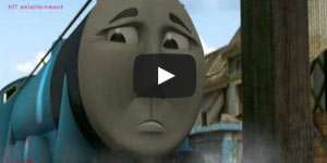Gordon and Sir Topham Hatt in Thomas & Friends (US)