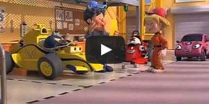 Big Chris in Roary The Racing Car