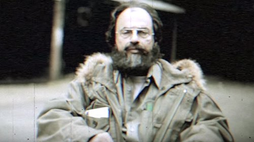 "Kerry Shale - Stanley Kubrick in ""Lost Stanley Kubrick Interview"""