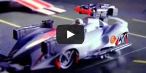 Speed Racer Toys TV advert (UK)